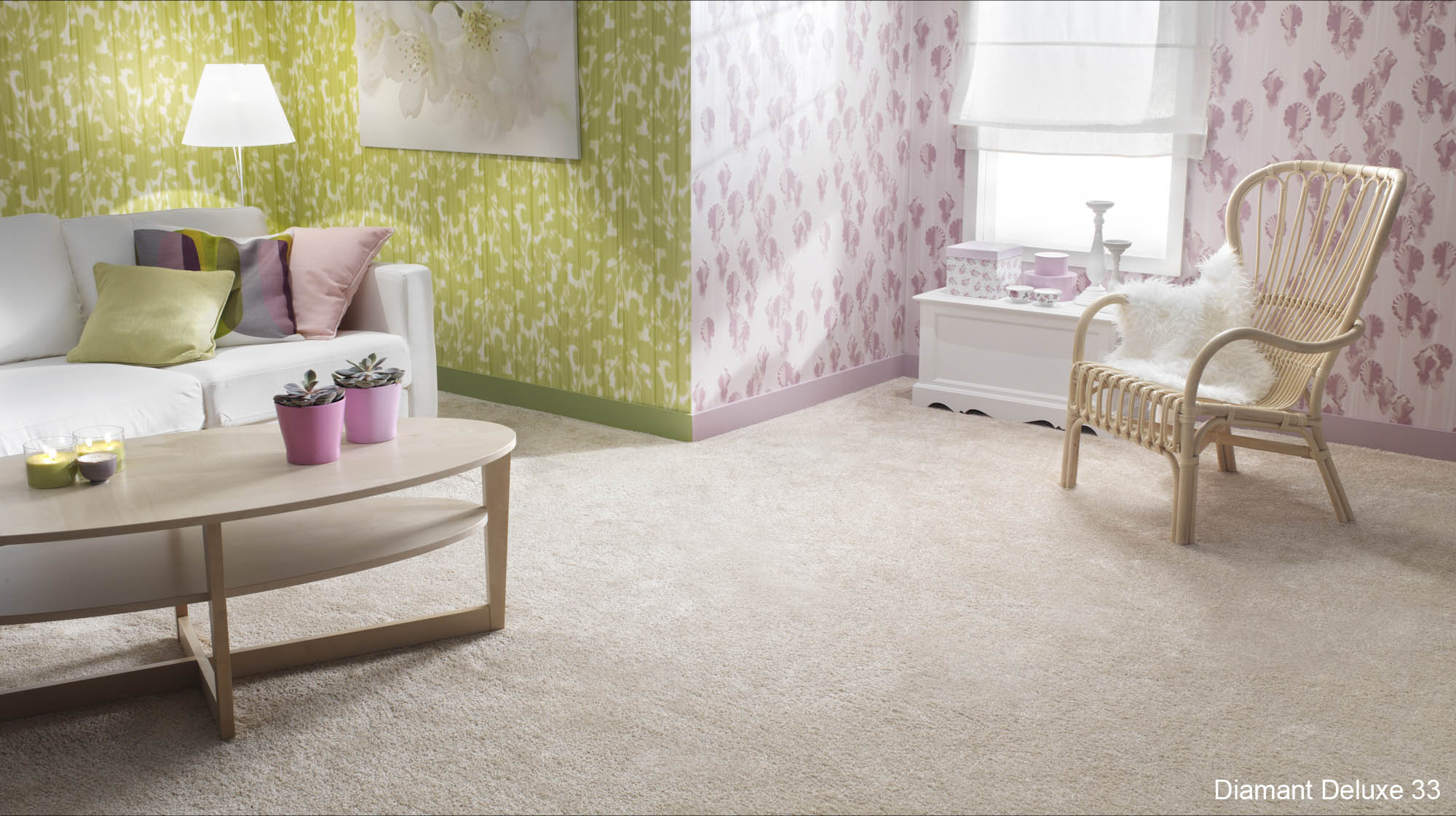 wall-to-wall carpet